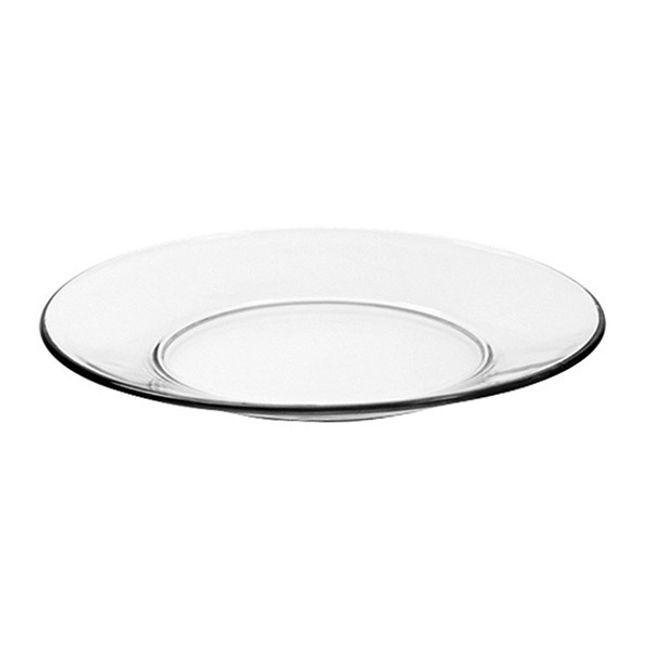 "Presence 10"" Glass Dinner Plate"