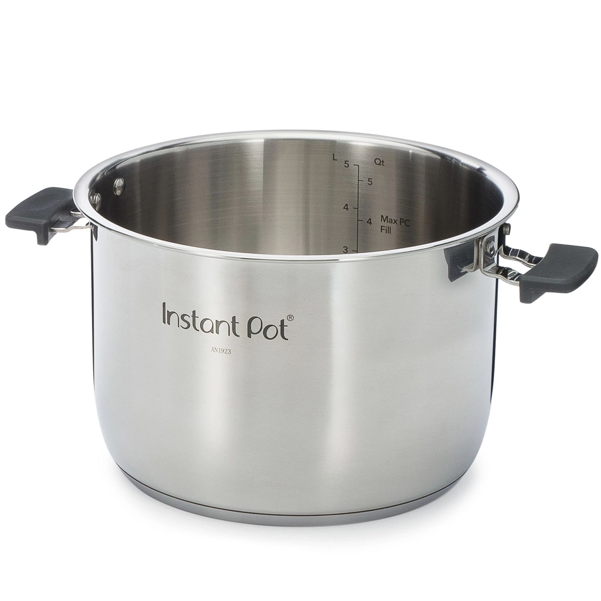 Instant Pot Evo Series 8-quart Stainless Steel Inner Pot with Handles
