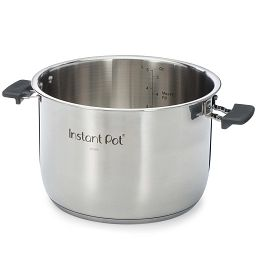 Instant Pot® Evo™ Series 8-quart Stainless Steel Inner Pot with Handles