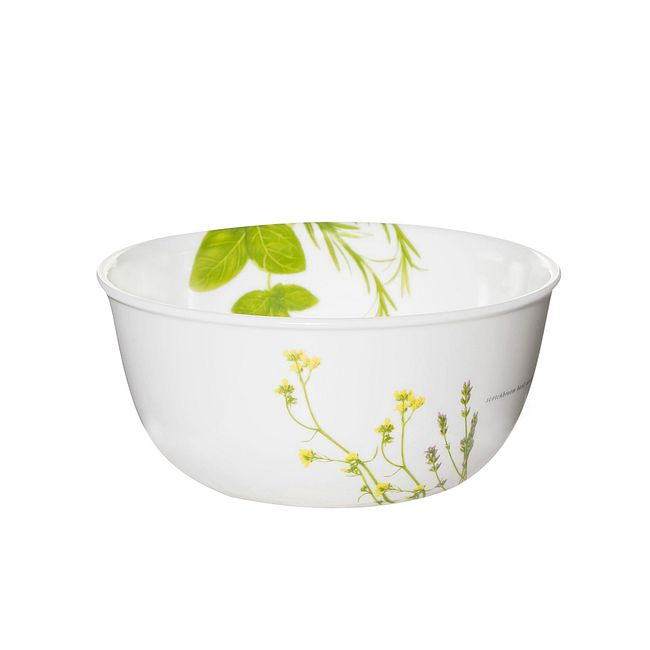 European Herbs 28-oz Large Soup Bowl