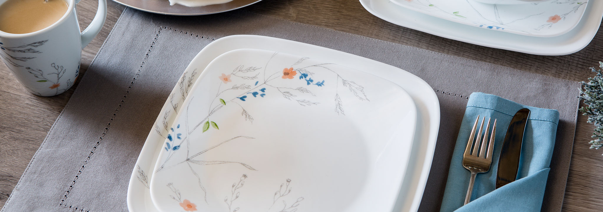 Buy 4 Save 30% Corelle Open Stock