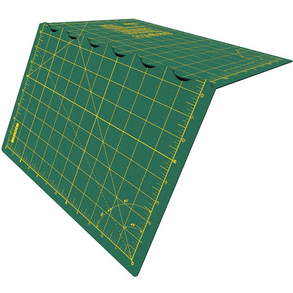 12″ x 17″ Folding Cutting Mat (FCM-12×17)
