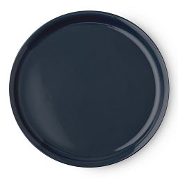 "Midnight 10.5"" Dinner Plate, Blue"