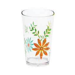 Coordinates® Happy Days 8-oz Acrylic Drinkware