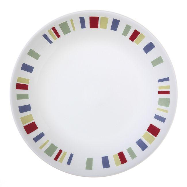 """Memphis 6.75"""" Appetizer Plate"""