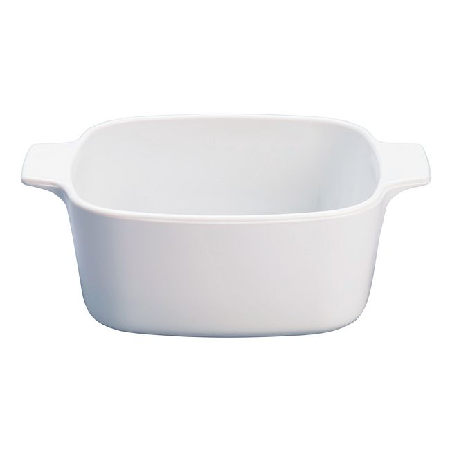 Just White 1.5-liter Casserole Dish
