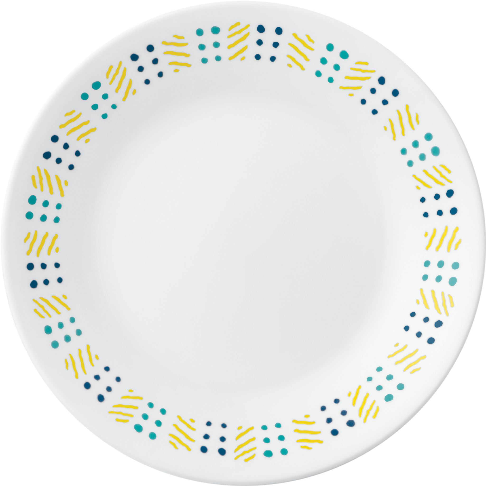 Corelle_Key_West_675_Appetizer_Plate