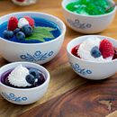Cornflower 4-piece Measuring Bowl Set