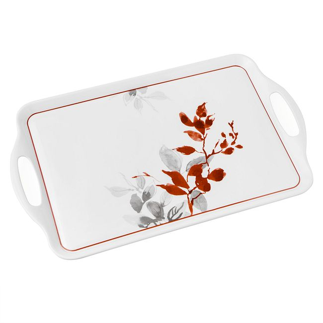 Kyoto Leaves Large Serving Tray