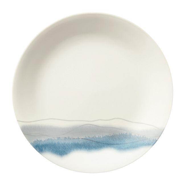 "Blue Adirondack 8.5"" Plate"