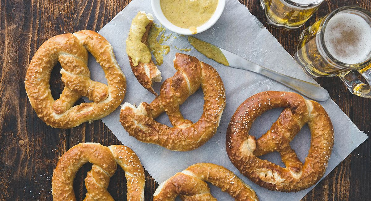 Sally's Baking Addiction Soft Pretzels