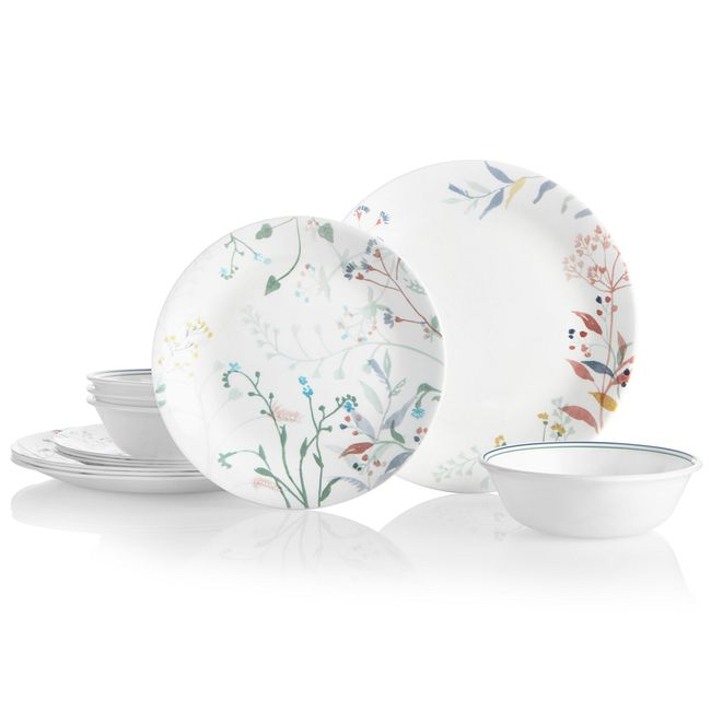 Monteverde 12-piece Dinnerware Set, Service for 4