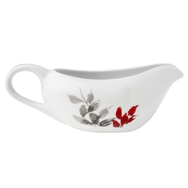 Kyoto Leaves Gravy Boat
