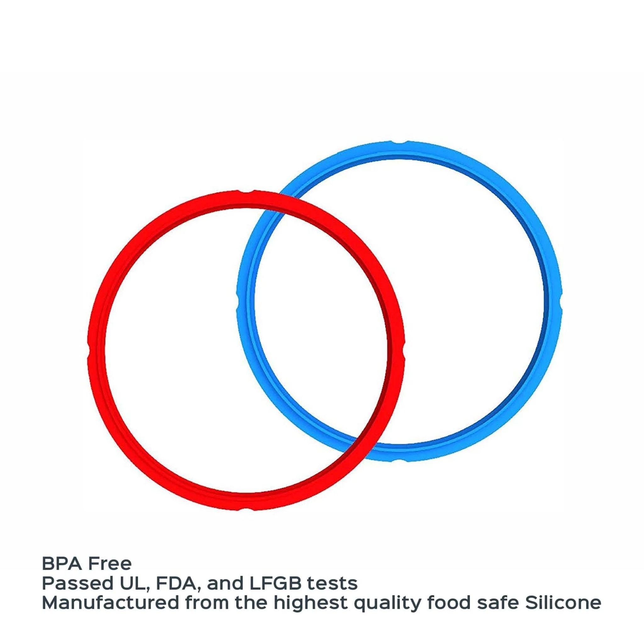 Instant Pot 3-quart Colour Sealing Ring, 2-pack