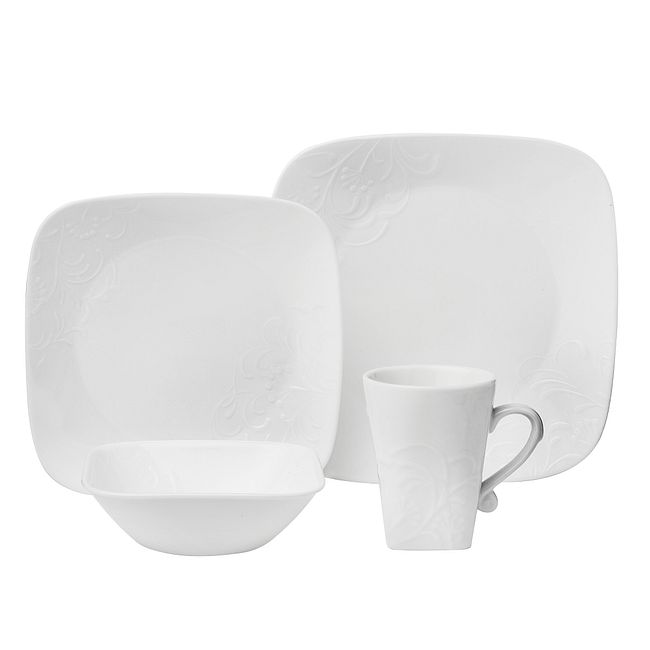 Boutique Cherish 16-pc Dinnerware Set