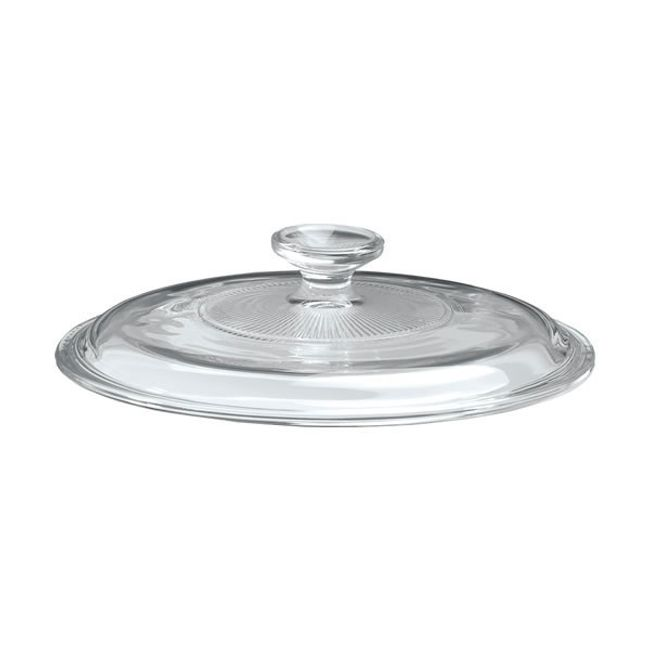 Stovetop 2.5L Round Glass Lid