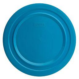 4.75-qt Round Plastic Lid  Marine Blue