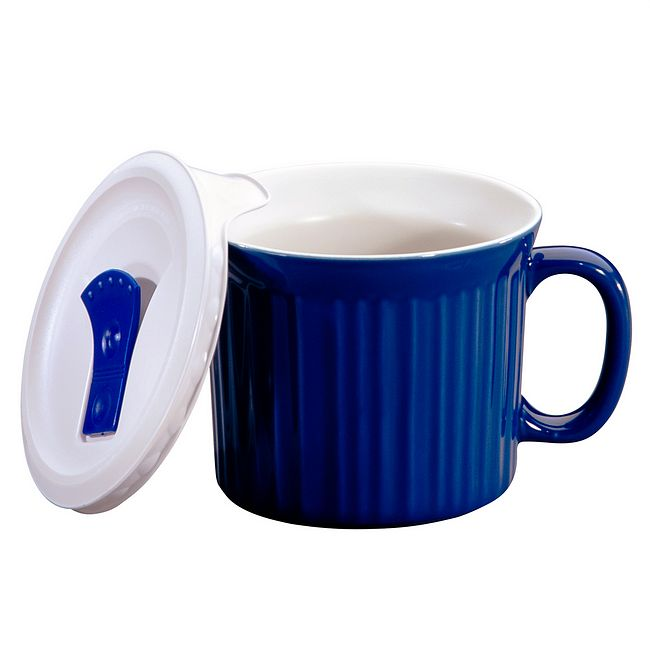 20-ounce Blue Meal Mug™ with Lid