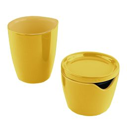 CW by CorningWare™ Curry Cream and Sugar Set