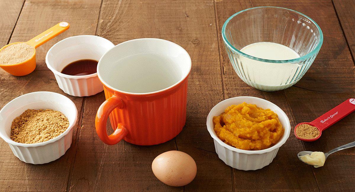 Mug Shots: Pumpkin Pie in a Mug