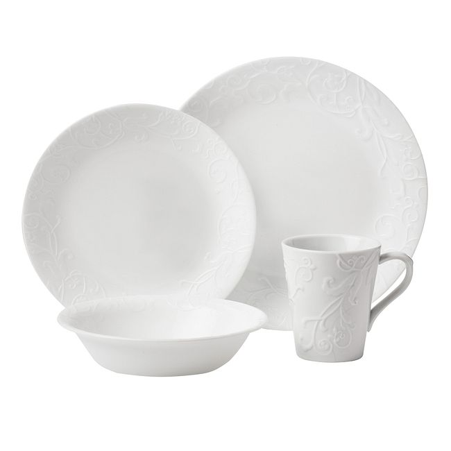 Bella Faenza 16-piece Dinnerware Set, Service for 4
