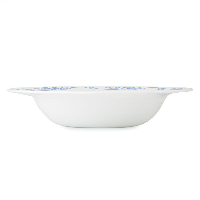Cornflower 28-ounce Large Soup Bowl