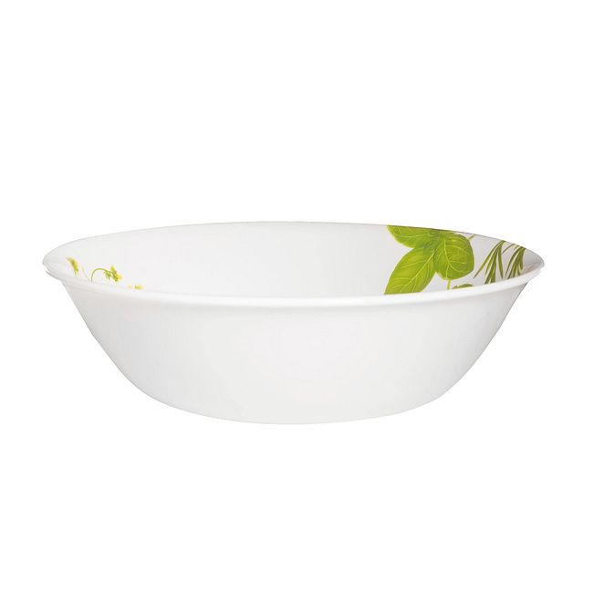 European Herbs 1-quart Large Serving Bowl