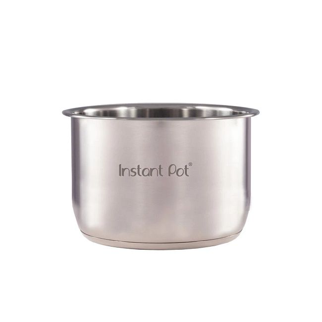 Instant Pot® 3-quart Stainless Steel Inner Cooking Pot