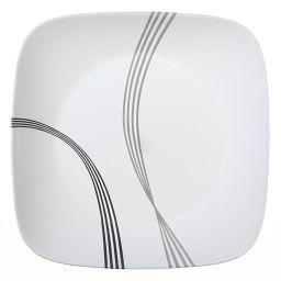 "Urban Arc 10.5"" Square Dinner Plate"
