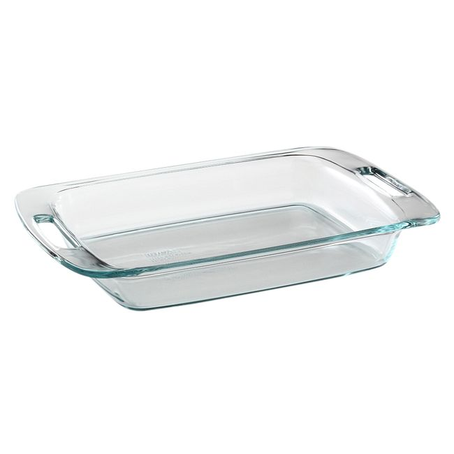 Easy Grab 3-qt Oblong Baking Dish