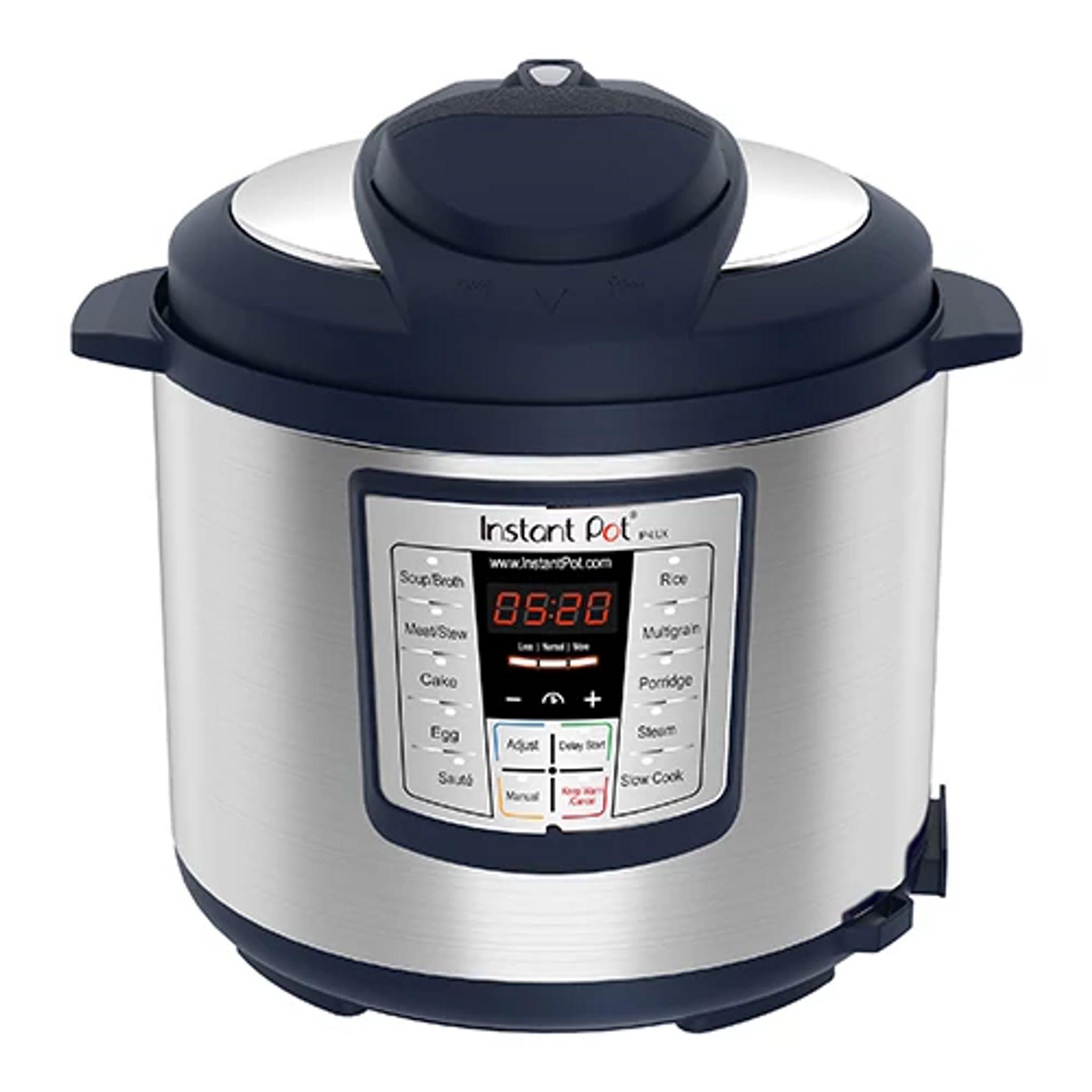Instant Pot Lux 6-quart Multi-Use Pressure Cooker, Blue