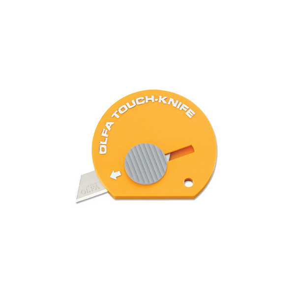 Multipurpose Touch Knife, Yellow