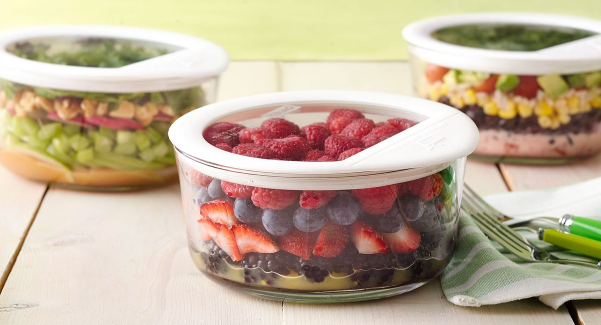 Almond-Berry Salad