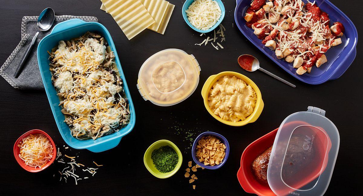 4 Make-Ahead Freezer Meals