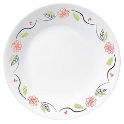 """Livingware™ Tangerine Garden 6.75"""" Plate"""
