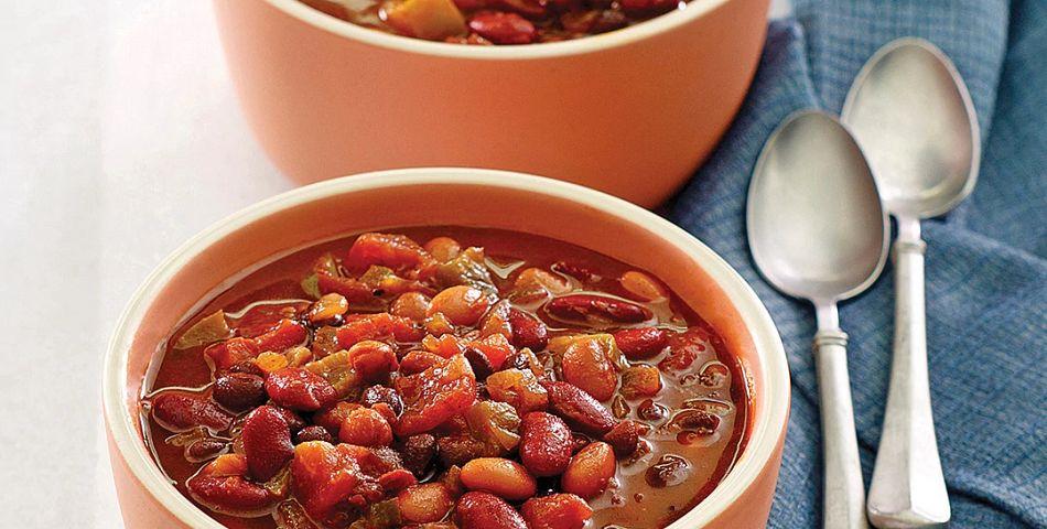 Tri-Bean Chili