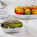 60th Anniversary Cornflower Blue 6-piece Bakeware Set