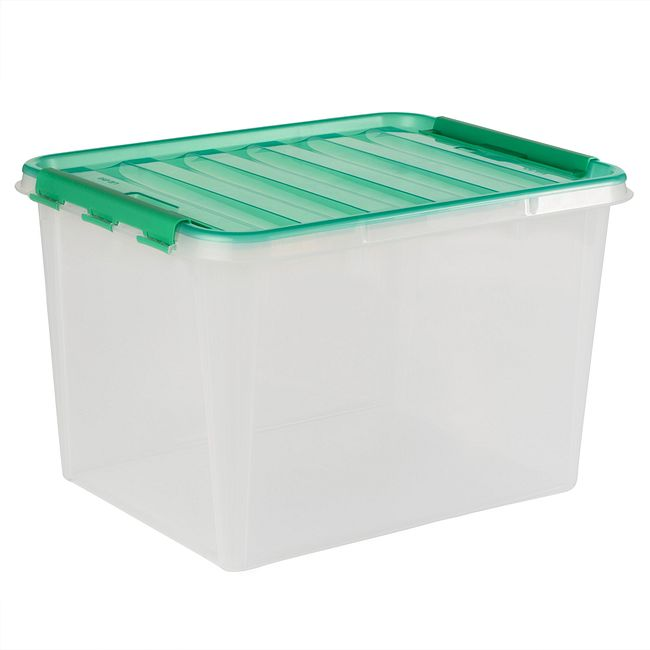 "18"" x 12"" Home Storage Container with Handles"