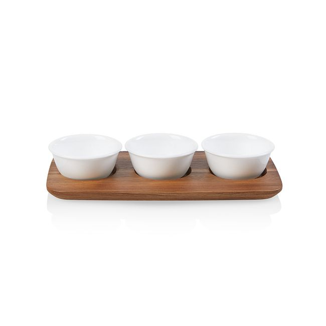 Coordinates Small Dip Tray Set