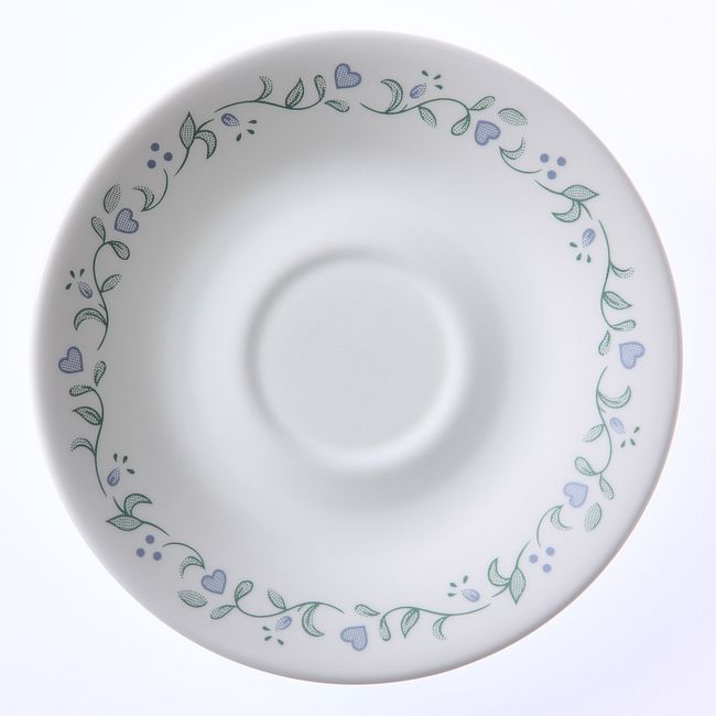 "Country Cottage 6.25"" Saucer"