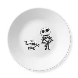 "Disney's Nightmare Before Christmas Jack Skellington-the pumpkin king 6.75"" appetizer plate"