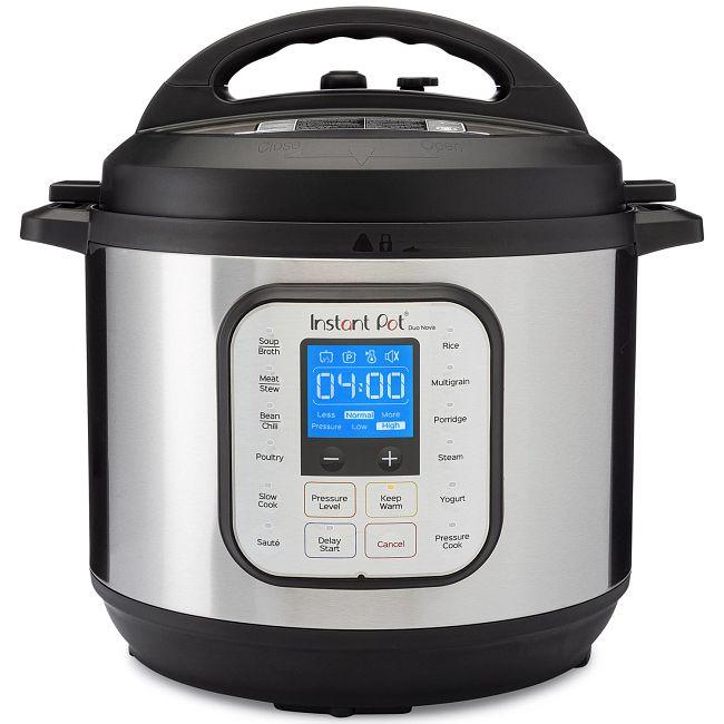 Instant Pot® Duo™ Nova 8-quart Multi-Use Pressure Cooker