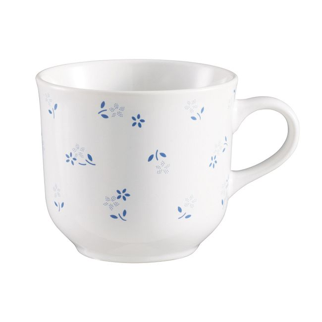 Provinicial Blue 6-ounce Cup