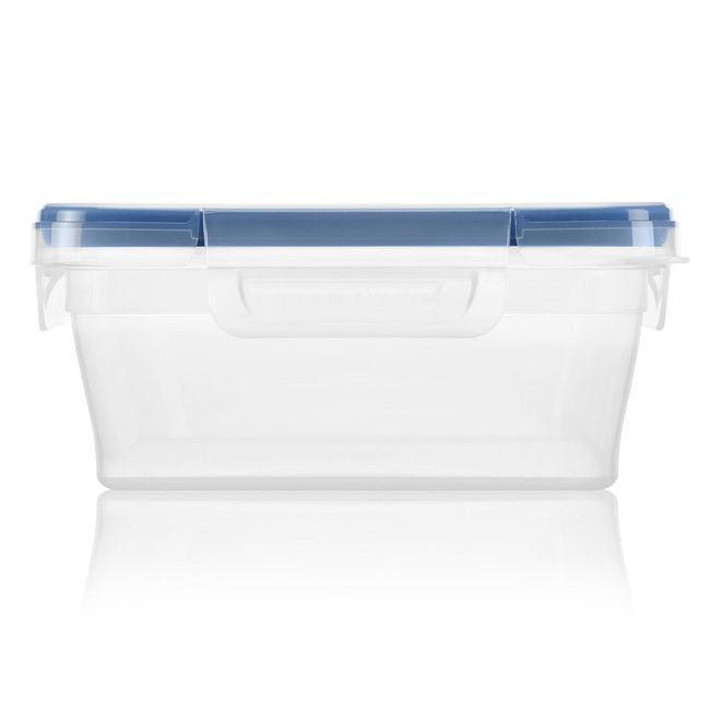 Total Solution Plastic Food Storage 5.35 Cup, Square