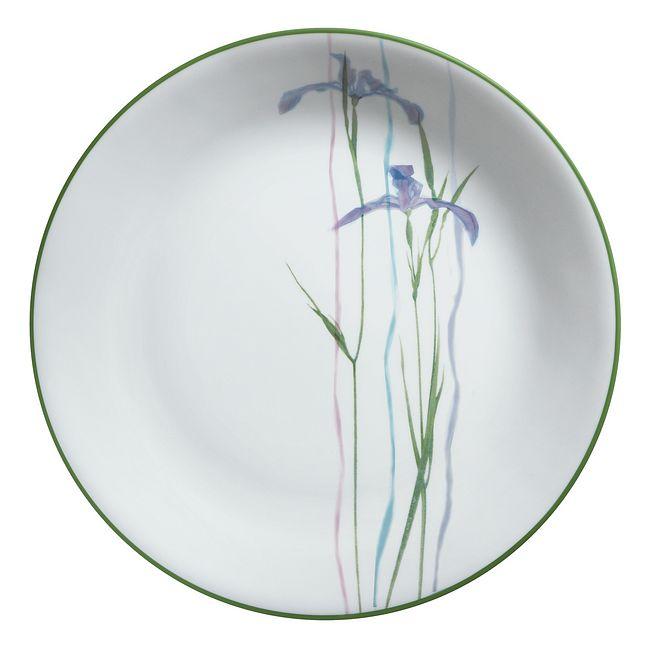 "Shadow Iris 6.75"" Appetizer Plate"
