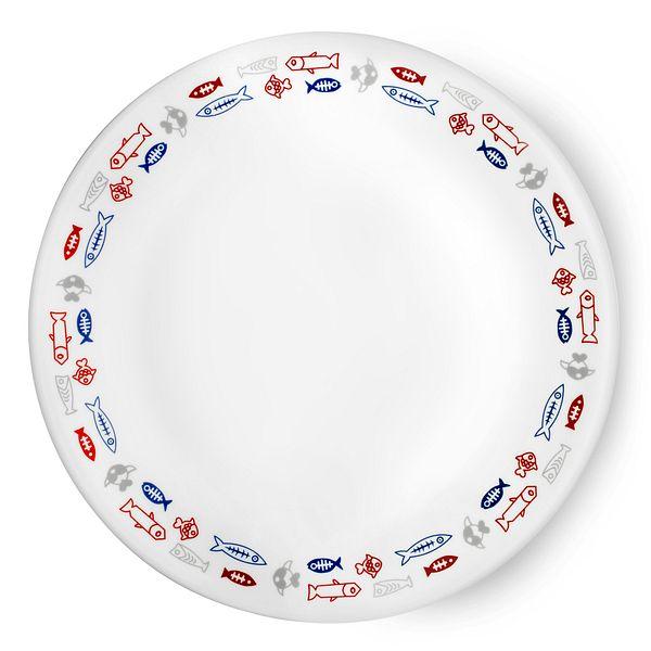 Corelle_Harbor_Town_85_Salad_Plate