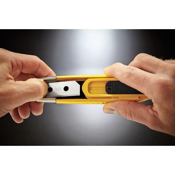 Fully-Automatic Self-Retracting Safety Knife (SK-8)