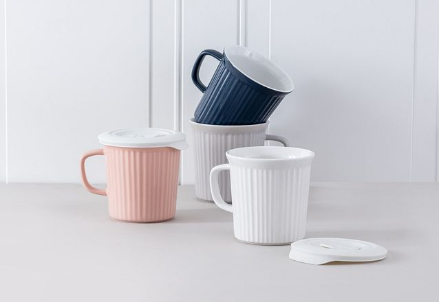 24 oz. meal mugs in a variety of colors