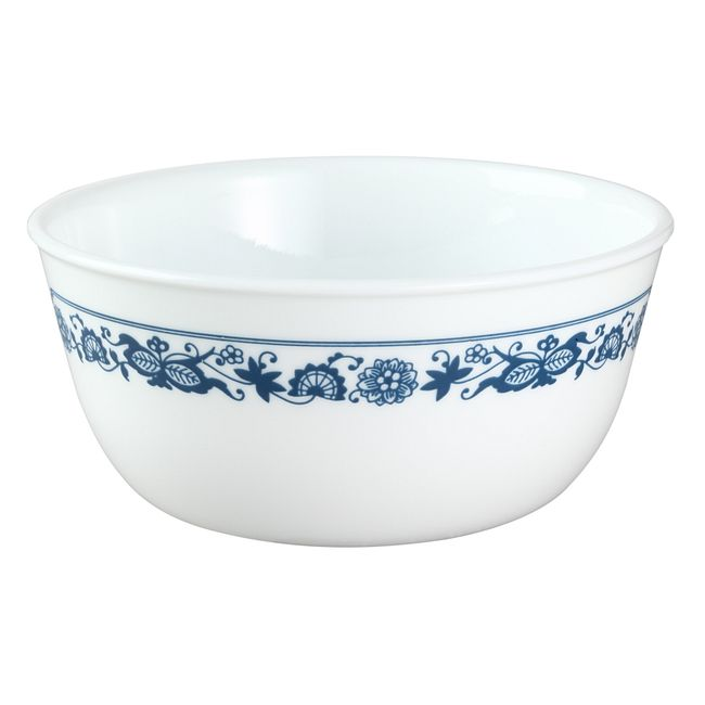 Livingware Old Town Blue 28-oz Bowl