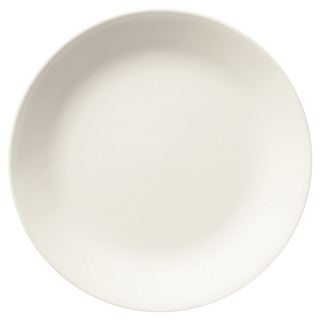 "Warm White 8.5"" Plate"